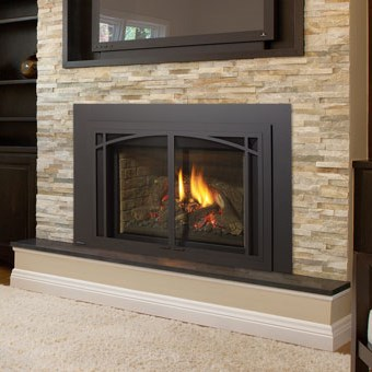 Direct Vent Gas Fireplace Inserts by Majestic