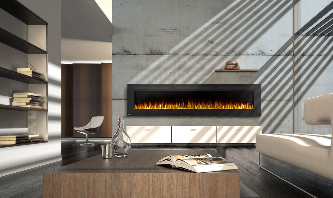Napoleon Allure Electric Fireplace