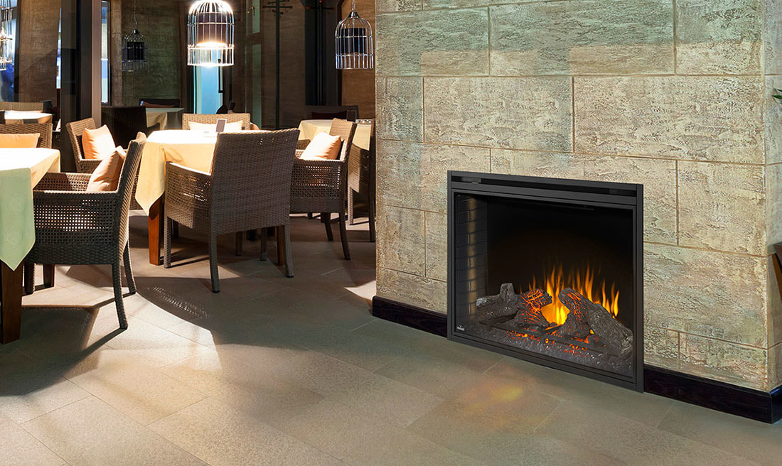 Napoleon Ascent Series Electric Fireplaces