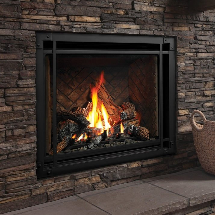 Bentley Direct Vent Gas Fireplace by Marquis