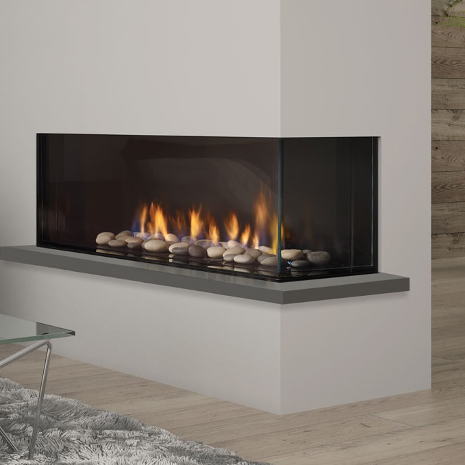 Regency City Series Chicago Gas Fireplace