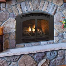 Regency P90 Excalibur Direct Vent gas Fireplace