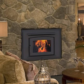 Pacific Energy FP16 High Efficiency Wood Fireplace