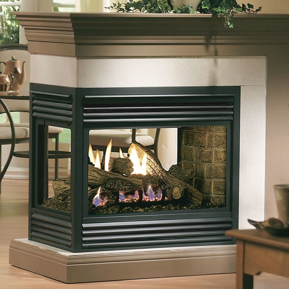 Marquis Collection Gemini Multi Sided Direct Vent Gas Fireplaces