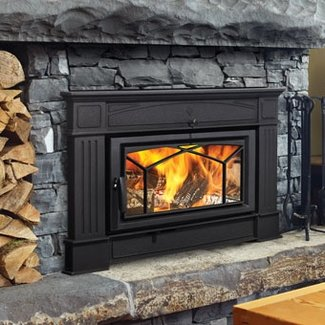 EPA certified wood fireplace inserts from Regency
