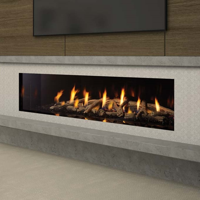 Regency City Series New York View Gas Fireplace