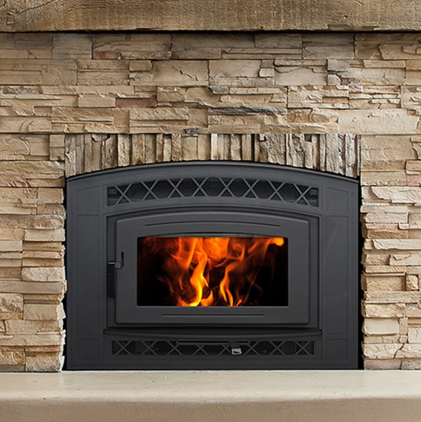 Pacific Energy FP30 High Efficiency Wood Fireplace