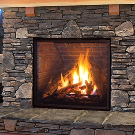 Enviro Q Series Direct Vent Gas Fireplace