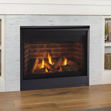 Majestic Quartz Direct Vent Gas Fireplace
