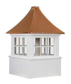 Ridgraft Carlistle Copper Roof Cupola