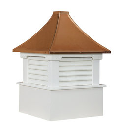 Ridgraft Morton Copper Roof Cupola