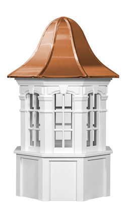 Ridgraft Yarmouth Copper Roof Cupola
