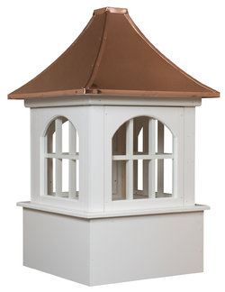 Ridgraft Bethany Copper Roof Cupola