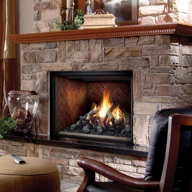 Marquis Collection Solace Direct Vent Gas Fireplaces