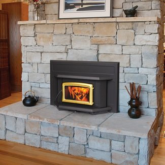 Pacific Energy Super Wood Fireplace Insert